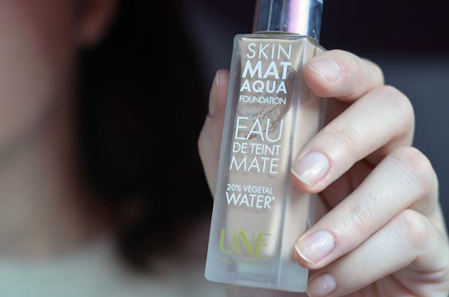 eau de teint skin aqua mat