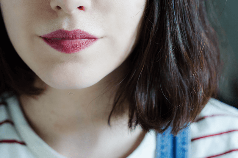 Rouge à lèvre Une idéal